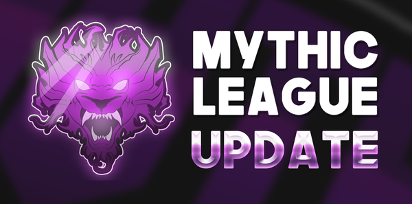 Mythic League - Update